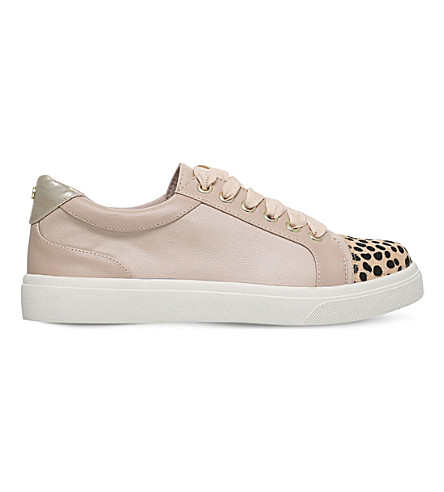 MISS KG Louie trainers (Nude