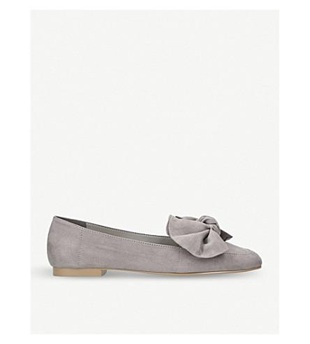 MISS KG Noelle bow ballerina flats (Grey