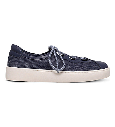 NINE WEST Pylot denim trainers (Denim