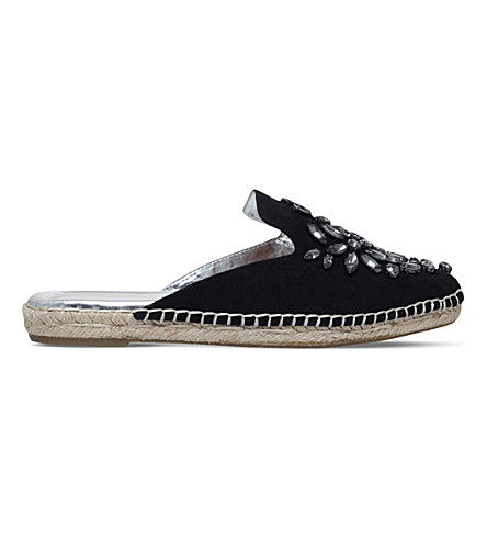 CARVELA Keep espadrille sandals (Black