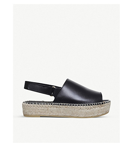 CARVELA Kinder leather sandals (Black