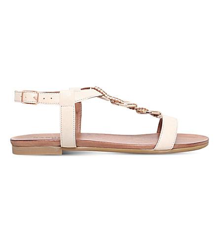 CARVELA COMFORT Shay leather sandals