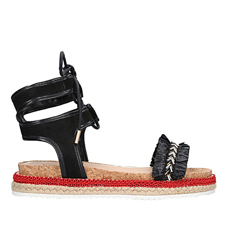 MISS KG Pebble tie-up sandals (Mult/other