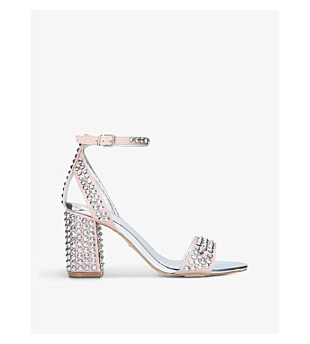 CARVELA Gianni studded sandals (Nude