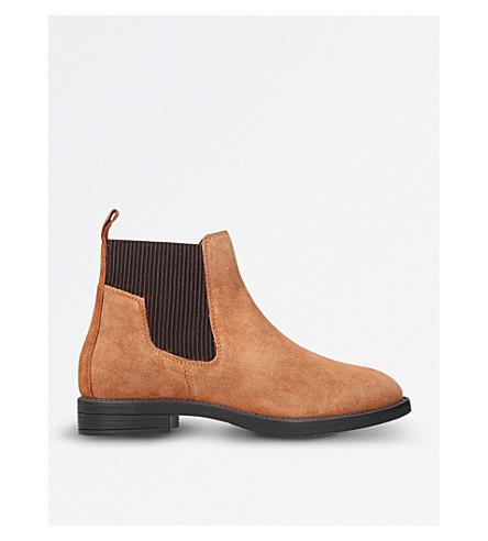 CARVELA COMFORT Randall suede boots (Tan