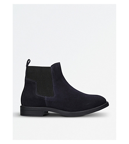 CARVELA COMFORT Randall suede boots (Navy
