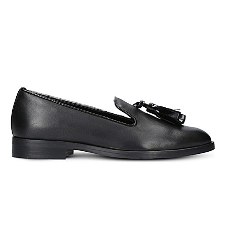 CARVELA Livia leather loafers (Black