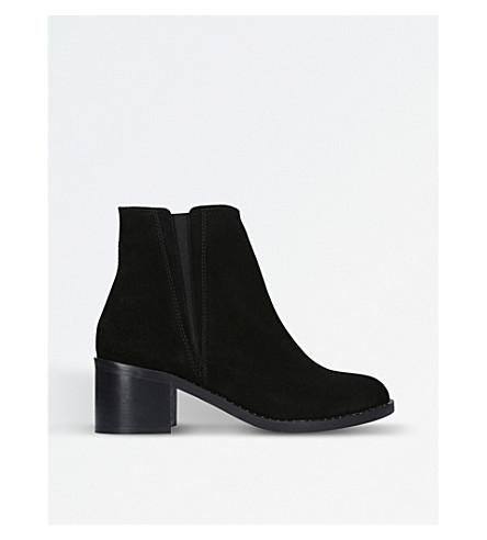 CARVELA Steve suede ankle boots (Black
