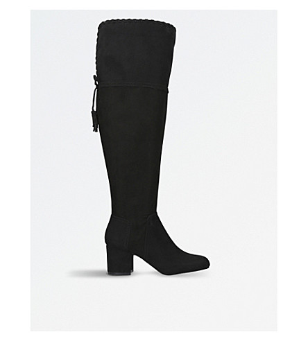 NINE WEST Quintessa boots (Black