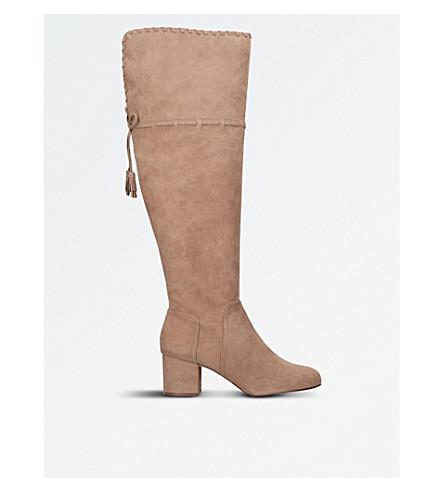 NINE WEST Quintessa boots (Beige