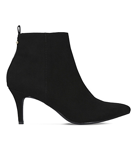 MISS KG Tiana heeled ankle boots (Black