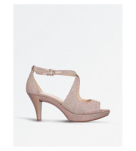 NINE WEST 双脚凉鞋 (淡 + 粉红色