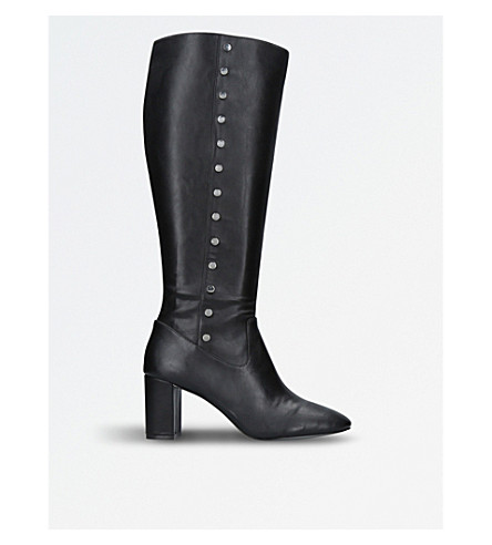 NINE WEST Xois knee-high boots (Black