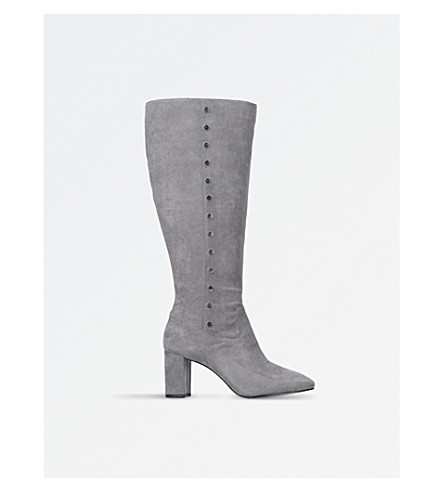 NINE WEST Xois knee-high boots (Grey