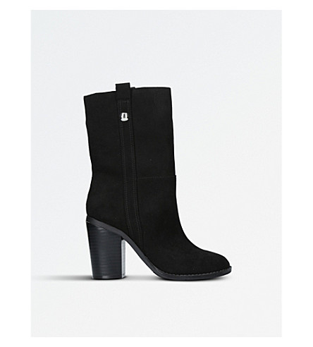 NINE WEST Harbourn boots (Black