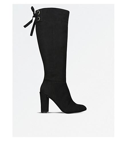 NINE WEST Saria boots (Black