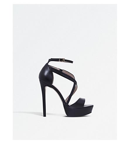 CARVELA Ground high heel sandals (Black