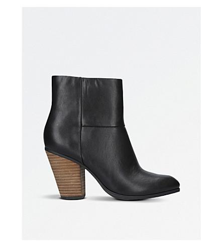 NINE WEST Hollie heeled ankle boots (Black