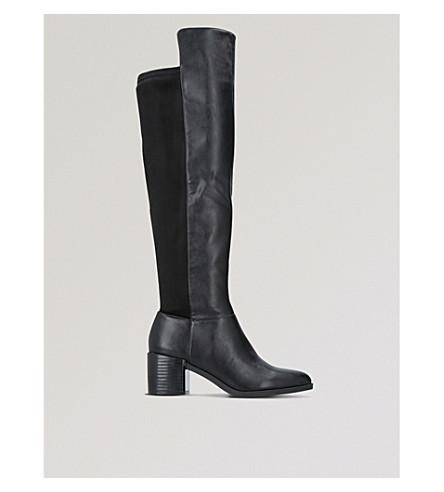 NINE WEST Wardmote knee-high boots (Black