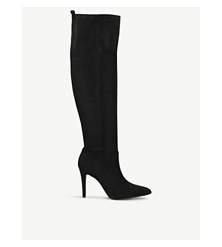 NINE WEST Fenna over-the-knee boots (Black