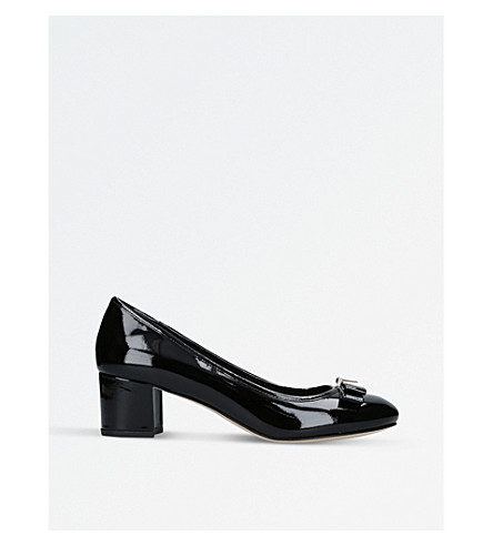 MICHAEL MICHAEL KORS Caroline mid-pump court shoes (Black