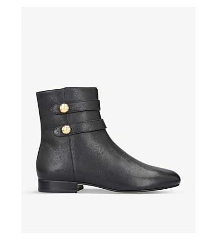 MICHAEL MICHAEL KORS Maisie buckled ankle boots (Black