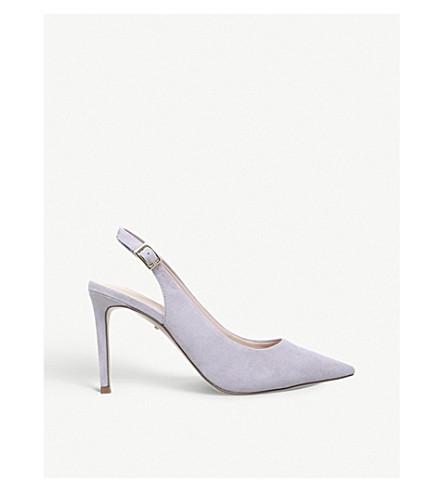 CARVELA Alexander suede heels (Grey