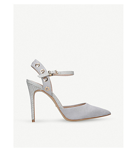 CARVELA Aron suedette courts (Grey