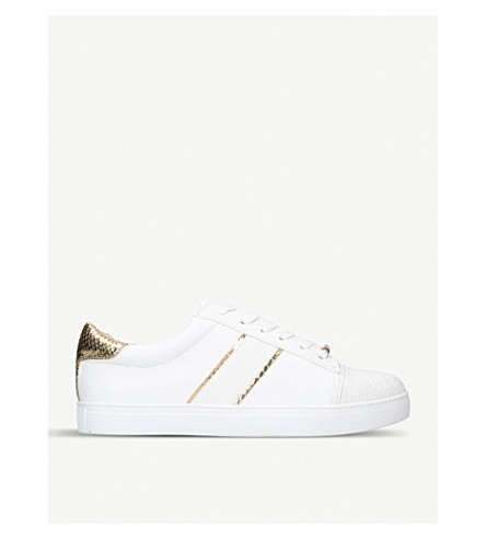 MISS KG Lyra low-top trainers (White