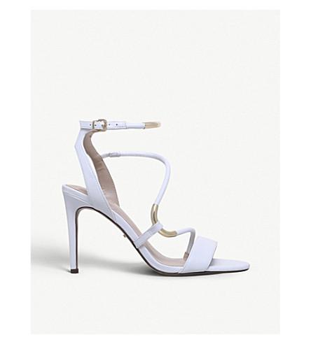 CARVELA Carvela Gorge leather sandals (White
