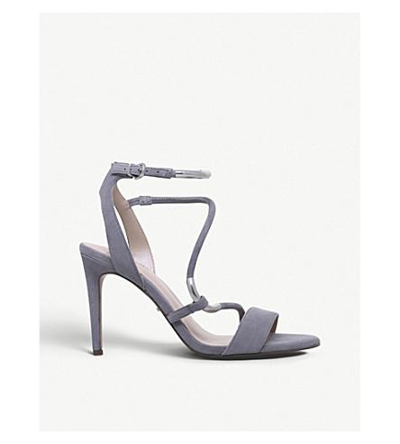 CARVELA Carvela Gorge leather sandals (Grey