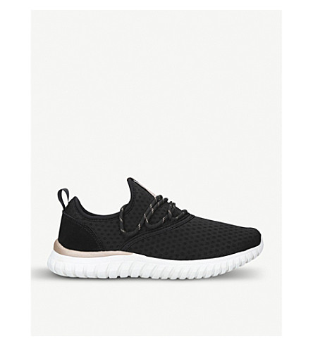 MISS KG Lacey low-top trainers (Black