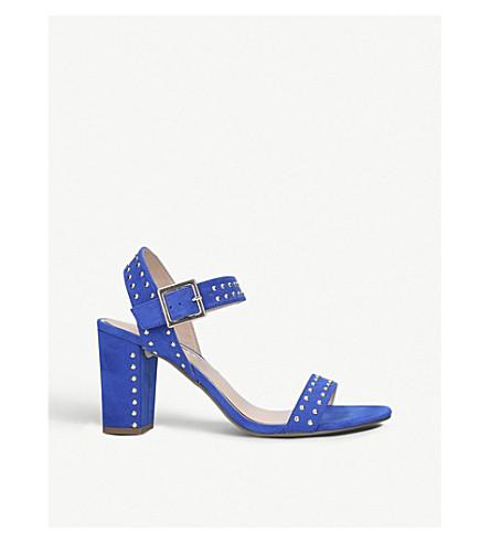 MISS KG Ella suede sandals (Blue