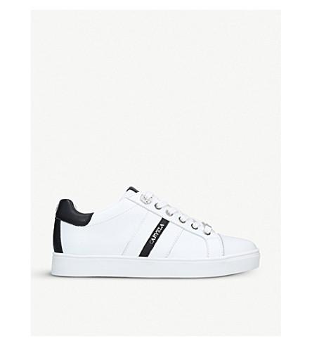 CARVELA 丽莎皮革运动鞋 (白色/其他