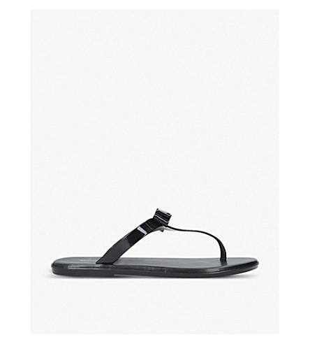 MICHAEL MICHAEL KORS Caroline jelly sandals (Black