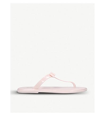 MICHAEL MICHAEL KORS Caroline jelly sandals (Pale+pink