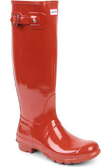 HUNTER Original Gloss wellies