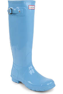 HUNTER Original Gloss tall wellies