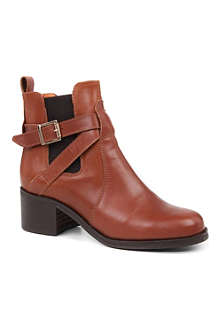 CARVELA Sadie leather ankle boots