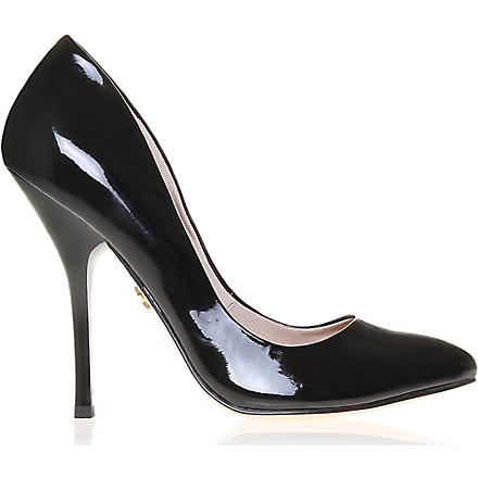 KG BY KURT GEIGER Coco patent courts (Black