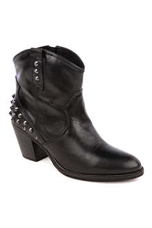 CARVELA Showdown leather ankle boots