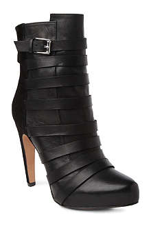 SAM EDELMAN Kendrix leather ankle boots
