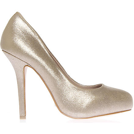 CARVELA Aubrey metallic courts (Gold