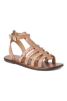 KG BY KURT GEIGER Mobster studded sandals