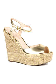 KG BY KURT GEIGER Nancy wedge sandals