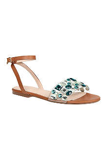 KG BY KURT GEIGER Noble embellished sandals