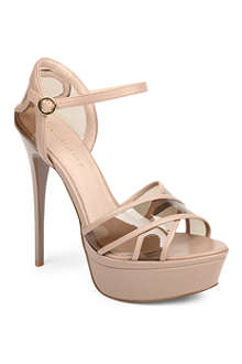 KG BY KURT GEIGER Kupid platform sandals