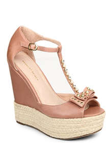 KG BY KURT GEIGER Nimes platform wedges