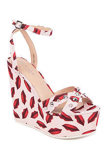 CARVELA Gardinia wedge sandals