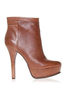 NINE WEST Likeaqueen leather ankle boots